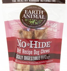 Earth Animal Individual No-Hide Beef Dog Chews