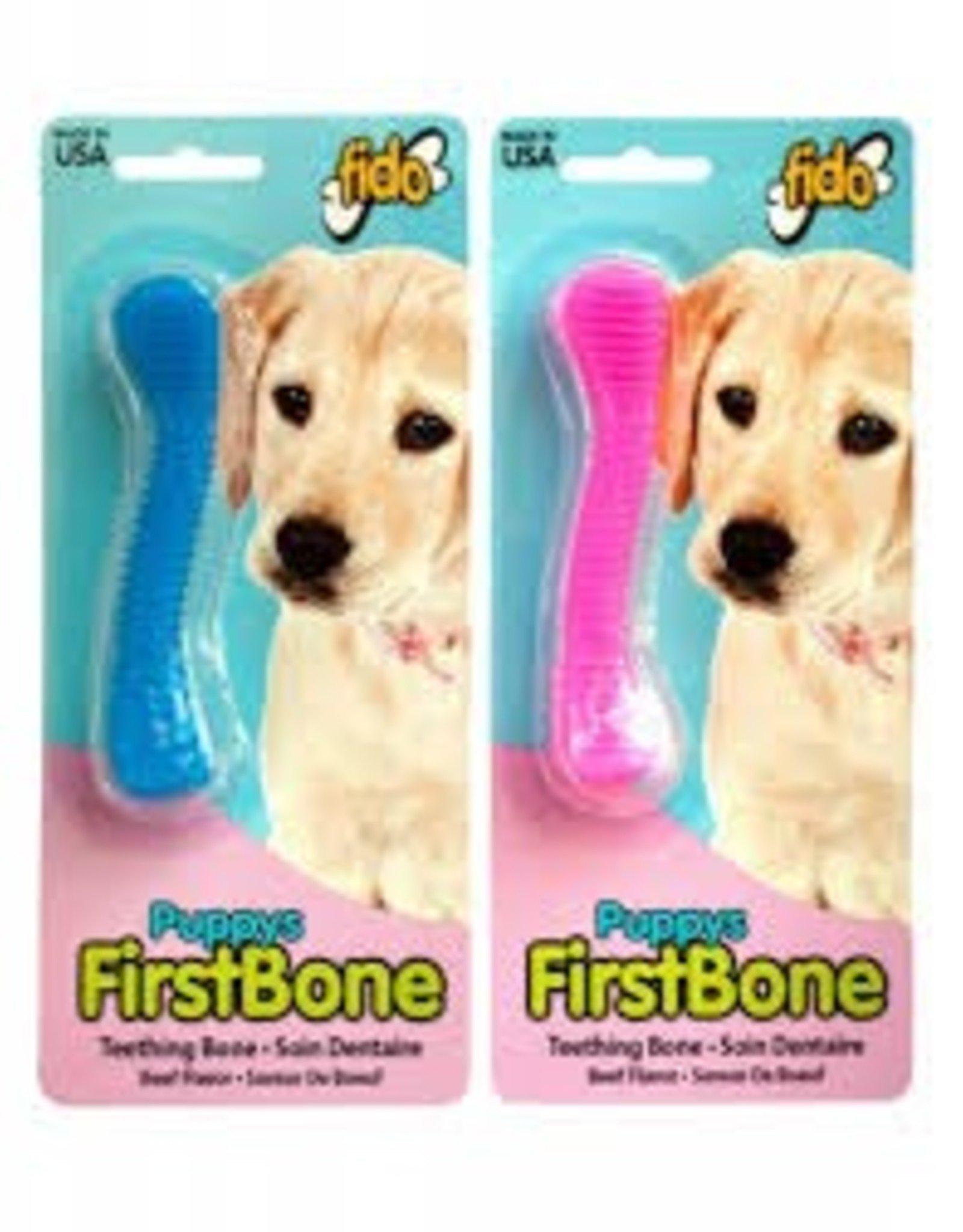 Fido Puppy's First Bone Beef Flavor