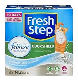 Fresh Step Fresh Step Odor Shield Cat Litter, 14 lb.