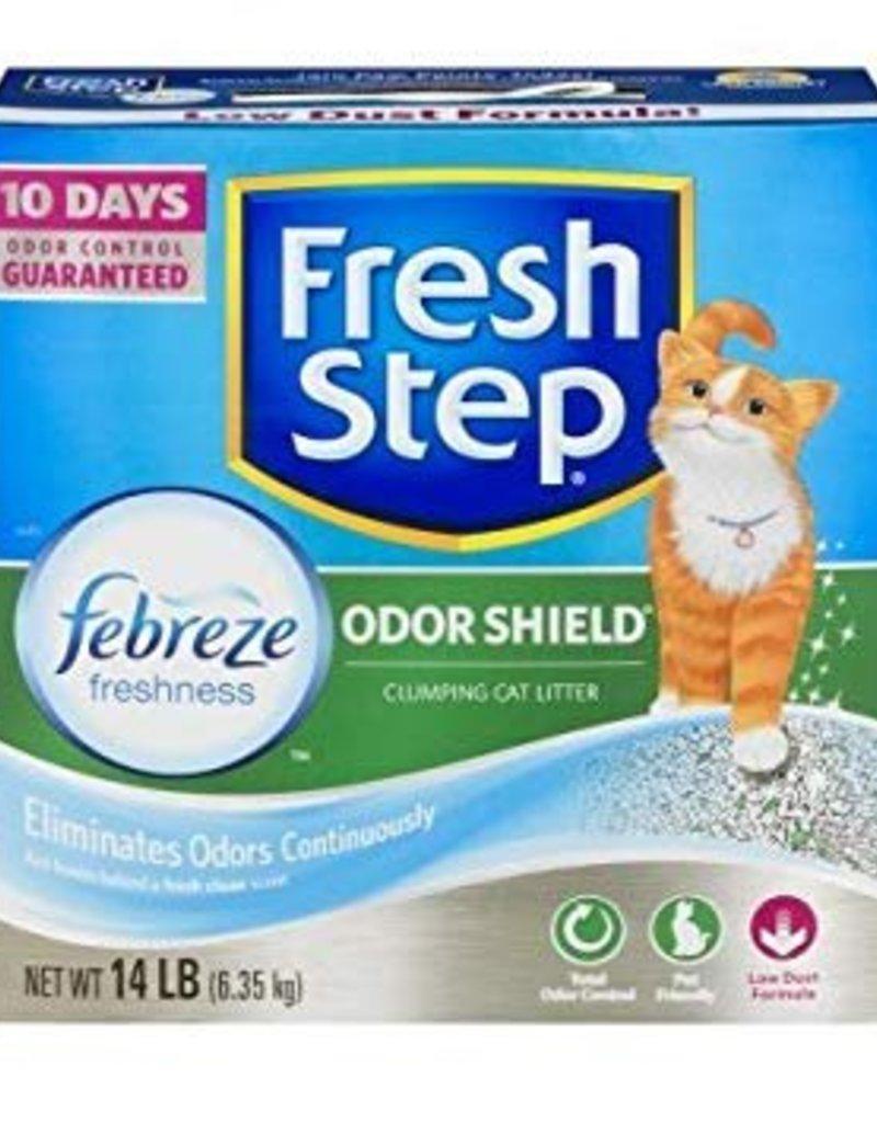 Fresh Step Fresh Step Odor Shield Cat Litter, 14 lb.