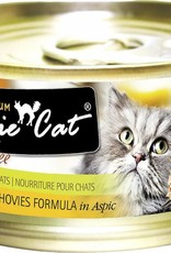 Fussie Cat Premium Tuna with Anchovies Formula in Aspic Grain-Free Canned Cat Food, 2.82 oz.