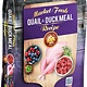 Fussie Cat Market Fresh Quail & Duck Recipe Grain-Free Dry Cat Food