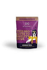 Give Pet Bulk Doghouse Rock Heart Biscuit,