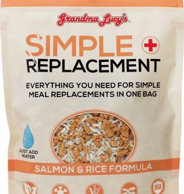Grandma Lucy's Simple Remedy Salmon & Rice, 7 oz.