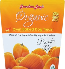 Grandma Lucy's Pumpkin Pie Oven Baked Dog Treats, 8 oz.