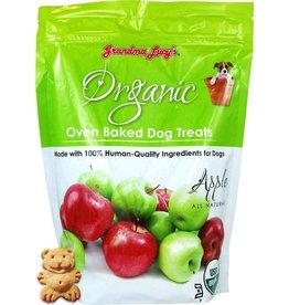 Grandma Lucy's Organic Apple Oven Baked Dog Treats, 14 oz.