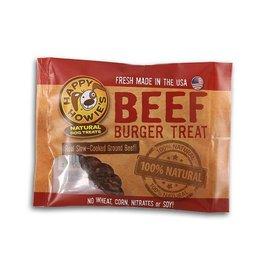 "Happy Howies Individual Beef Burger 4"""