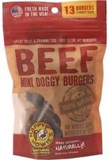 Happy Howies Mini Doggie Beef Burgers, 4.6 oz.