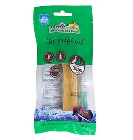 Himalayan Dog Chew Natural Cheese Dog Chew, 35 lb. dog