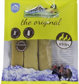Himalayan Dog Chew Natural Cheese Dog Chew, 65 lb. dog