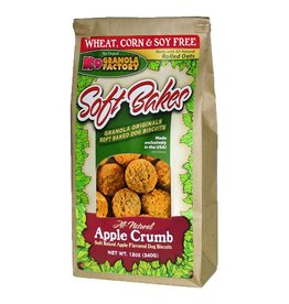 K9 Granola Soft Bakes Apple Crumb Dog Treats, 12 oz.