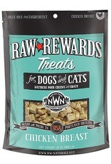 Northwest Naturals Raw Rewards Freeze-Dried Chicken Breast Dog & Cat Treats, 3 oz.