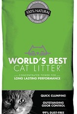 World's Best Cat Litter Clumping Formula, 14 lb.