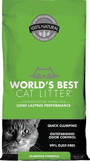 World's Best Cat Litter Clumping Formula, 14 lb.