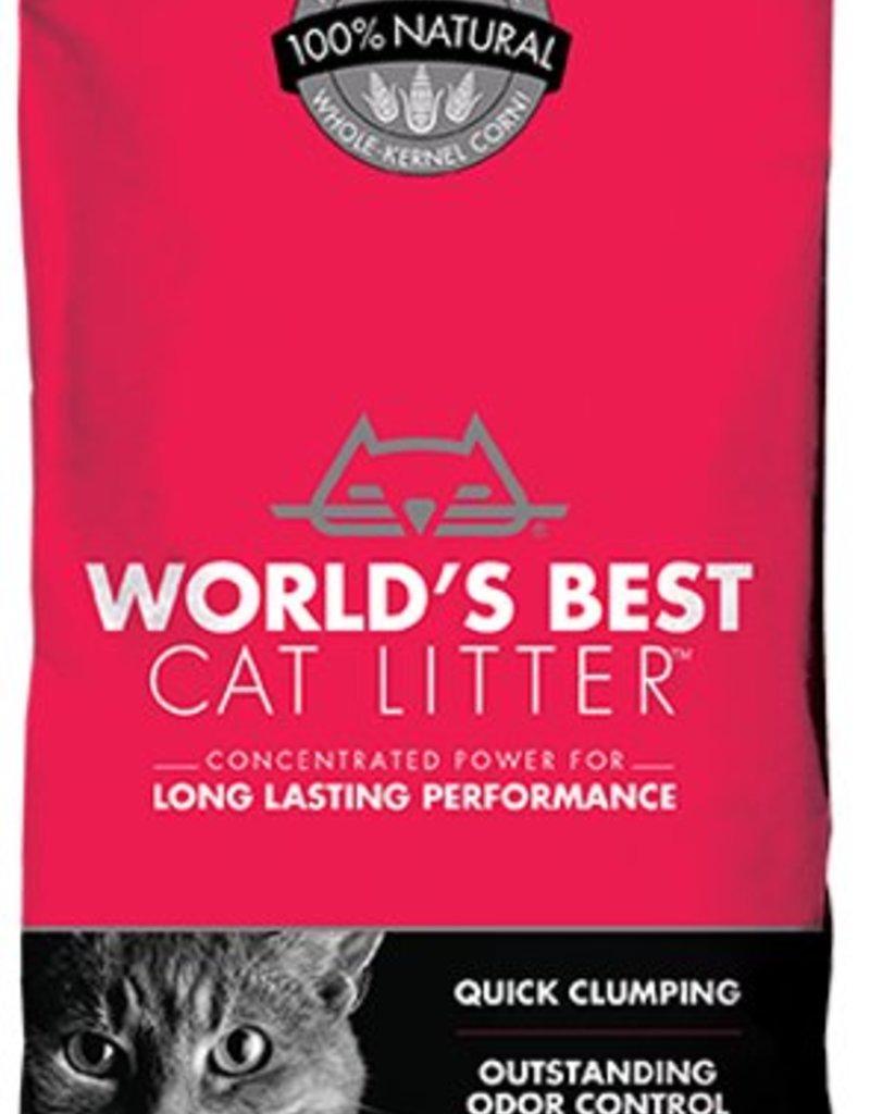 World's Best Multiple Cat Litter Clumping Formula, 28 lb.