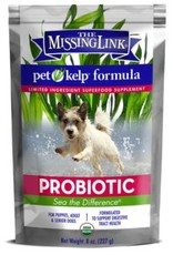 The Missing Link Pet Kelp Formula Probiotic Dog Supplement, 8 oz.