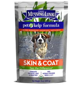 The Missing Link Pet Kelp Formula Skin & Coat Dog Supplement, 8 oz.