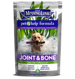 The Missing Link Pet Kelp Formula Joint & Bone Dog Supplement, 8 oz.