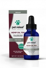 Pet Releaf Hemp Oil 700 for Dogs