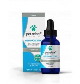 Pet Releaf Hemp Oil 1700