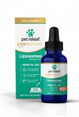 Pet Releaf Liposome Hemp Oil 330