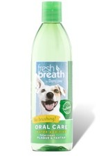TropiClean Oral Care Water Additive for Dogs, 16 oz.
