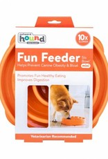 Outward Hound Fun Feeder, 4 cups