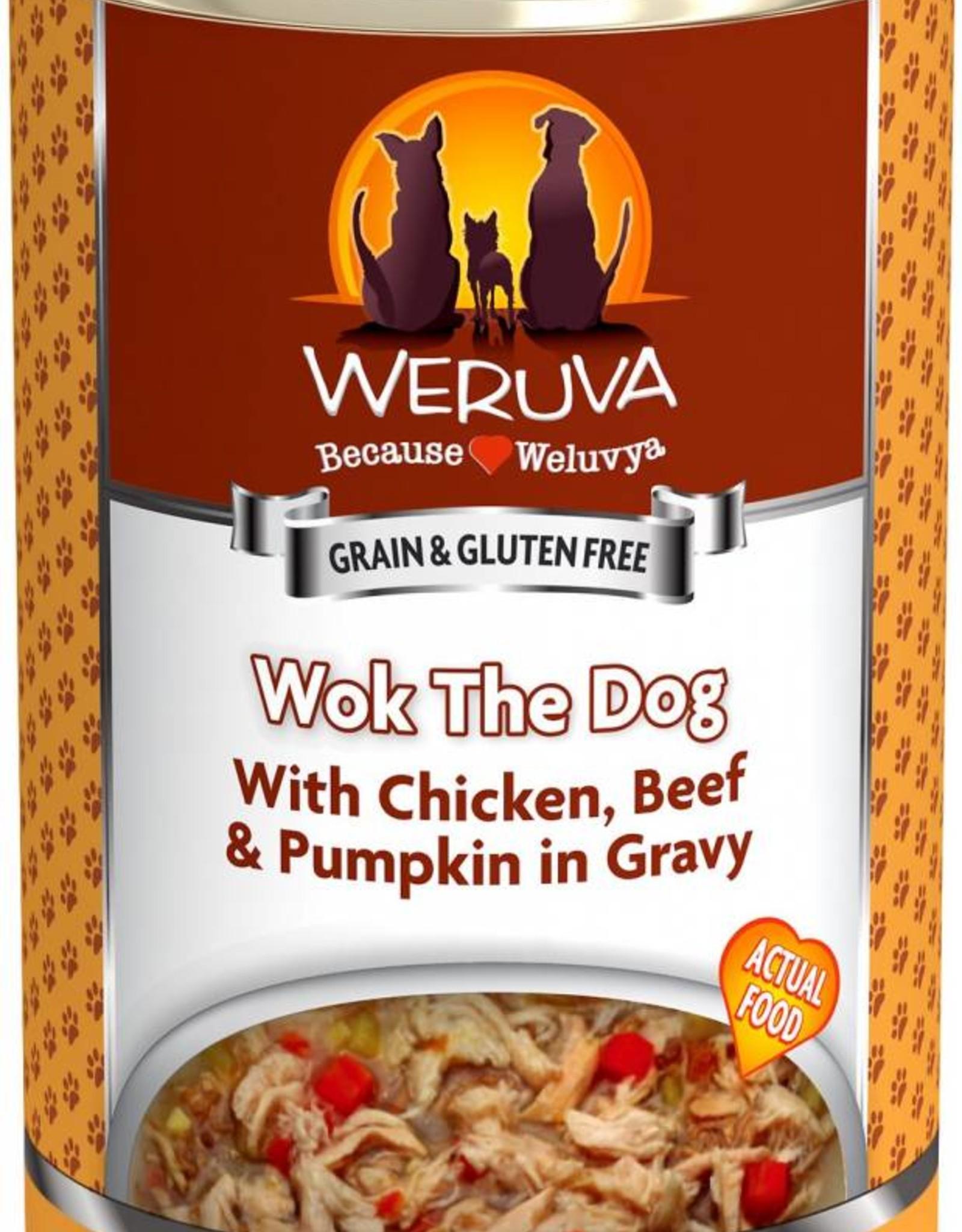 Weruva Wok the Dog Dog Food Can, 14 oz.