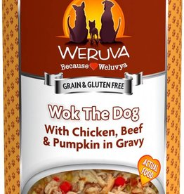 Weruva Wok the Dog Dog Food Can, 14 oz.