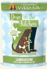 Weruva DITK Lamburgini Dog Food Pouch, 2.8 oz.