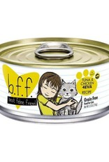 Weruva BFF Tuna & Chicken 4 Eva Cat Food Can, 5.5 oz.