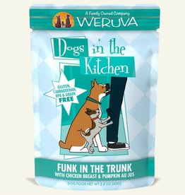 Weruva DITK Funk In The Trunk Dog Food Pouch, 2.8 oz.