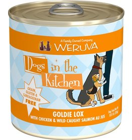 Weruva DITK Goldie Lox Dog Food Can, 10 oz.