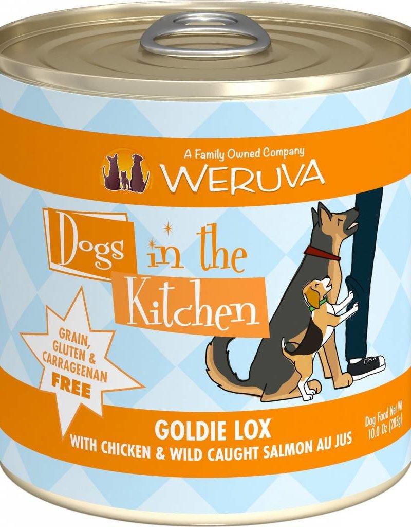 Weruva DITK Goldie Lox Dog Food Can, 10 oz.