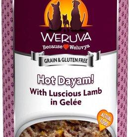 Weruva Hot Dayam Dog Food Can, 14 oz.
