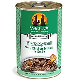 Weruva Thats My Jam Dog Food Can, 14 oz.
