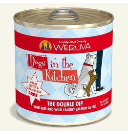 Weruva DITK The Double Dip Dog Food Can, 10 oz.