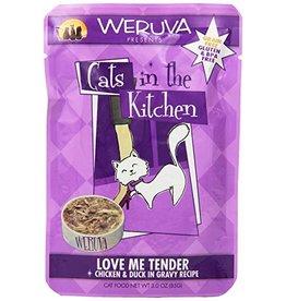 Weruva CITK Love Me Tender Cat Food Pouch, 3 oz.