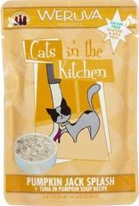 Weruva CITK Pumpkin Jack Splash Cat Food Pouch, 3 oz.