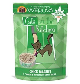 Weruva CITK Chick Magnet Cat Food Pouch, 3 oz.