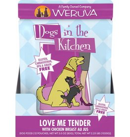 Weruva DITK Love Me Tender Dog Food Pouch, 2.8 oz.