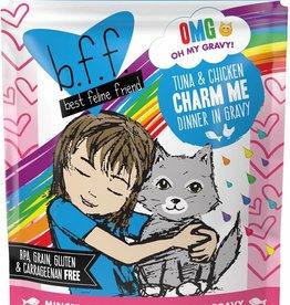 Weruva BFF Tuna & Chicken Charm Me Cat Food Pouch, 3 oz.