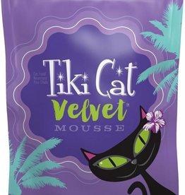 Tiki Velvet Mousse Chicken & Egg Grain-Free Cat Food Pouch, 2.8 oz.