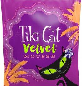 Tiki Velvet Mousse Salmon Grain-Free Cat Food Pouch, 2.8 oz.