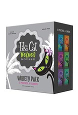 Tiki Velvet Mousse Grain-Free Cat Food Pouch Variety Pack