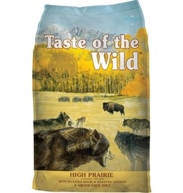 Taste of the Wild High Prairie Grain-Free Dog Food