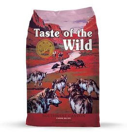 Taste of the Wild Southwest Canyon Grain-Free Dog Food
