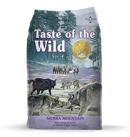 Taste of the Wild Sierra Mountain Grain-Free Dog Food