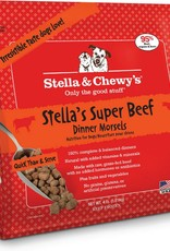 Stella & Chewy Frozen Beef Morsels Grain-Free Dog Food