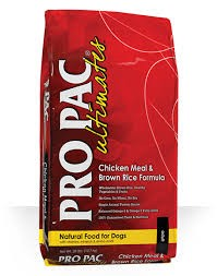 ProPac Ultimates Chicken Meal & Brown Rice Dry Dog Food